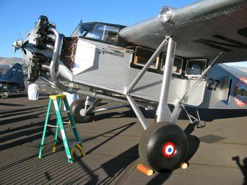 Hamilton H-47 Metalplane