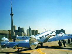 Lockheed 10 - Island Airport Toronto Canada