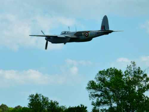de Havilland DH-98 Mosquito - Military Aiation Museum