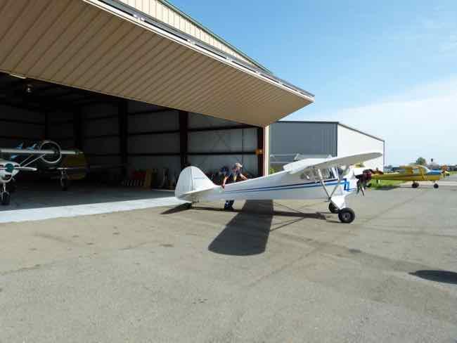1940 BL65 Taylorcraft
