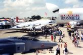 Oshkosh AeroShell Square (or it was back then)