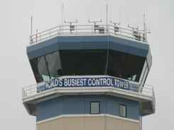 Oshkosh control tower
