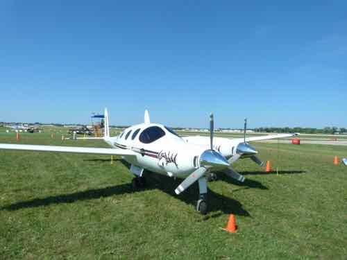 Burt Rutan Boomerang 202