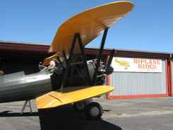 Biplane rides in a Stearman