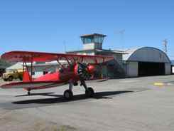 Stearman and Schellville Hangars