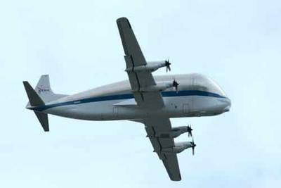 OK, We'll Tell You - It's A Super Guppy