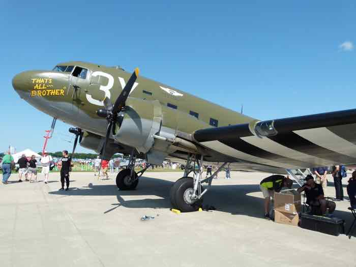 C-47  That's All Brother
