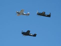Grumman Cat Flight -- Sorry we missed the Tigercat here!