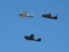 Grumman Cat Flight -- Sorry we missed the Tigercat here!