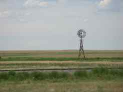 More wide open country in Texas