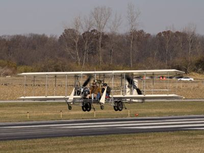 Wright B Flyer's Lookalike