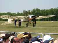 Bleriot in La Ferte Alais Air Show France