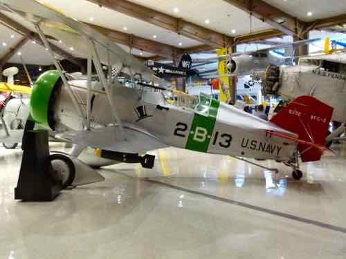 Curtiss-Wright BFC-2 Goshawk