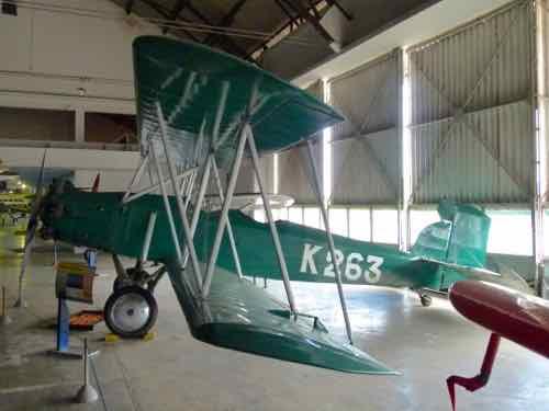 """Curtiss """"Fledgling"""" J-2"""