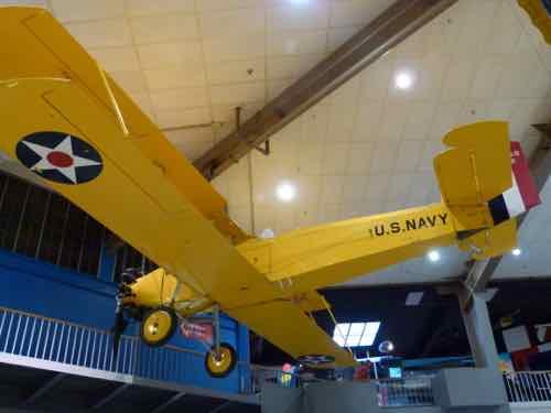 Curtiss N2C-2 Fledgling