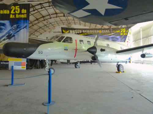 "Embraer EMB-111 ""Bandeirante Patrulha"""
