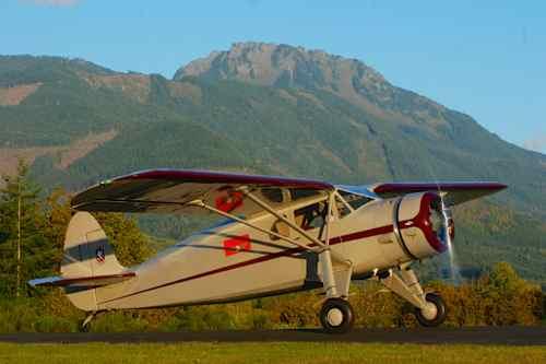 Fairchild F24G