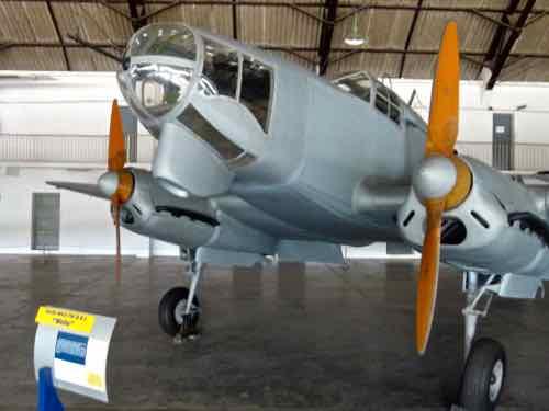 "Focke-Wulf Fw 58 B-2 ""Weihe""  Closeup"