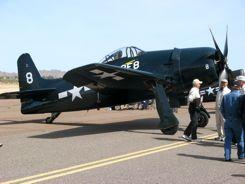 Grumman F8F-1 Bearcat