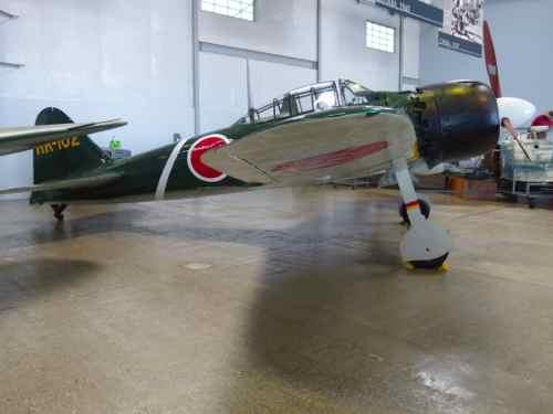 Mitsubishi A6M5 Model 52 Reisen (Zero)