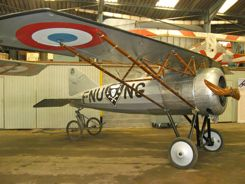 Morane Saulnier MS A1