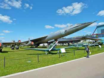 Myasishchev M-50 (Bounder) Strategic-Missile-Carrier