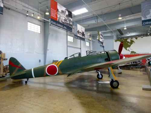 Nakajima Ki-43 Hayabusa (Oscar)