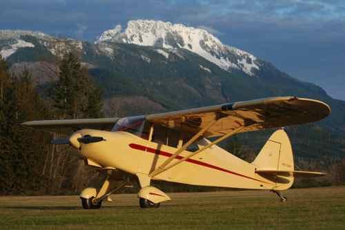 Piper PA-16 Clipper