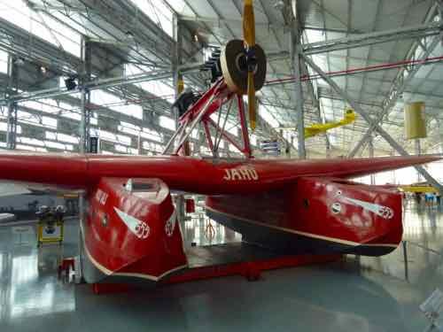 "Savoie-Marchetti S.55 ""Jahu"" I-BAUQ 1926"