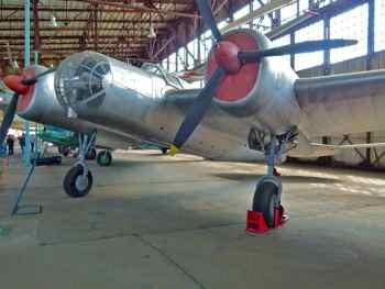 Monino Tupolev ANT-40 (SB)