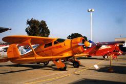 Watsonville Fly-In Beech Staggerwing