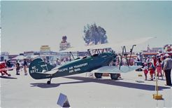 Watsonville Fly-In Travel Air 4000