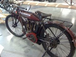 1912 Indian Motocycle in WAAAM collection